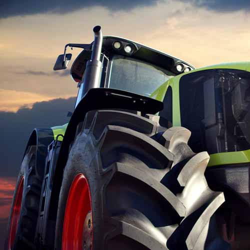 servicing agricultural equipment