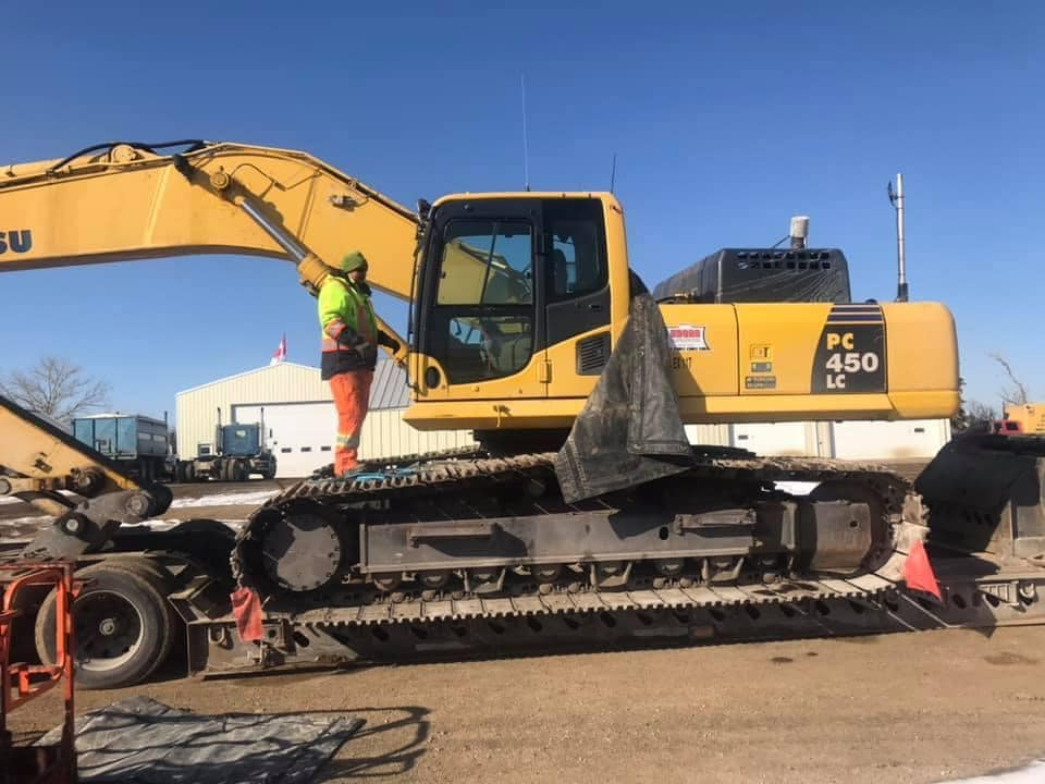 Construction Equipment and heavy equipment